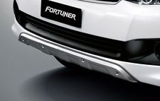 GENUINE PART ALMINUM FRONT UNDER RUN BUMPER FIT FOR TOYOTA FORTUNER 2011-2012