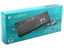 "Logitech MK520 Wireless Desktop Keyboard & Laser Mouse Combo ""SPANISH BUTTONS"