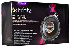 "Infinity REF-3022cf 3-1/2"" 2-Way Speakers Reference Series New 3.5"" Car Speakers"