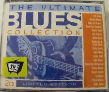 RARE THE ULTIMATE BLUES COLLECTION LIMITED EDITION 2 CD BOX SET NEW SEALED PROMO