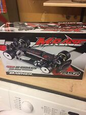 Bzr Racing 4WD M-chassis M-rage 1:10 Mini Touring Kit