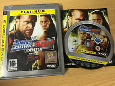 smackdown vs raw 2009 ps3