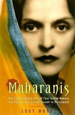Maharanis Tale Four 4 Indian Queens Jorney Purdah  to Parliament Hardback Book
