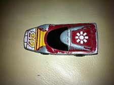 Matchbox Int Ltd Red & Yellow 217 Super GT 1985 BR 31/32 Made in China
