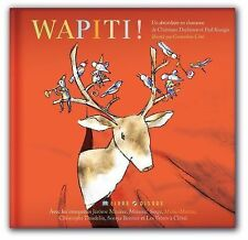 Wapiti! (French Edition)-ExLibrary