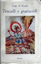 Luigi Di Natale _ TEOCALLI e GRATTACIELI  Parenti 1959 - Pag. ancora da tagliare