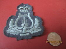 WWII RAF BANDMANS SHOULDER JACKET PATCH