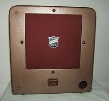 "JENSEN  12"" 15W 16 Ohm SPEAKER in a NICE BELL & HOWELL ENCLOSURE, VERY CLEAN"