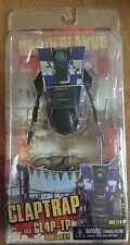 Borderlands NECA Claptrap (BLU14 CL4P-TP) Limited Edition  ActIon Figure New!