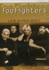 Foo Fighters : Live in Rio 2001 (DVD)