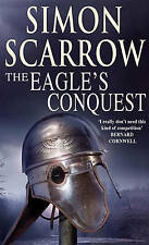 The Eagle's Conquest, By Simon Scarrow,in Used but Acceptable condition