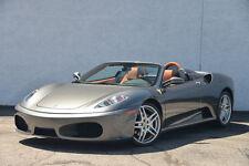 Ferrari: 430 Spider F1