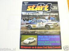 START 84 1990-06 F1 GP PHOENIX SENNA,NK MOTOCROSS ERP.STEVENSBEEK,1/2  WK ASSEN