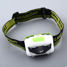 HOT 600LM 3X RED LED Infrared Head Headlamp Headlight Lamp Torch Flashlight