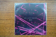 """WE HAVE BAND """"Oh!"""" 4 track PROMO CD - [ Bit Funk Vicarious Bliss Treasure Love ]"""