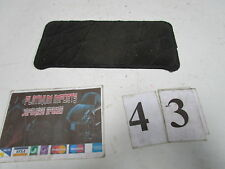 Subaru impreza gc8 gf8 93-00 sti wrx turbo rear genuine floor mat (43