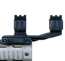 """PEPR Cantilever 1"""" to 30mm Rifle Scope Mount for 20mm Picatinny / Weaver Rails"""