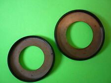 SUZUKI GSXR1100 K - N 89 - 92 STEERING TOP & BOTTOM TAPER BEARING WASHER SEALS
