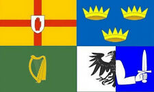3' x 2' Ireland 4 Provinces Flag Irish Ulster Connacht Leinster Munster Banner