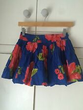 Womens Hollister Floral Skirt. Size S