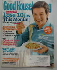 Good Housekeeping Magazine Dr.Oz Easy Home Makeovers April 2012 051915R