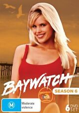 BAYWATCH : COMPLETE SEASON 6 -   DVD -  UK Compatible - sealed