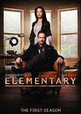 Elementary Season 1 DVD  - Region 2 UK -  New & Sealed - Free 1st class P&P