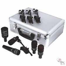 Audix DP5A 5-Piece Drum Microphone Set Studio Mic Kit Live Recording D6 D4 D2 i5