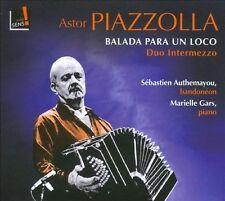 Balada Para Un Loco, New Music