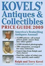 Kovels' Antiques & Collectibles Price Guide 2009: America's Bestsellin-ExLibrary