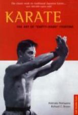 Karate : The Art of Empty-Hand Fighting by Richard C. Brown and Hidetaka...