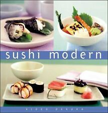 Sushi Modern (Essential Kitchen Series), Dekura, Hideo