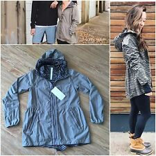 BNWT Lululemon Rain For Daze Jacket! Size 6! SOLD OUT! SUPER HOT ITEM