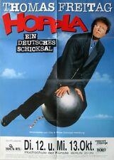 FREITAG, THOMAS - 1993 - Konzertplakat - Hoppla - Tourposter - Berlin - GF
