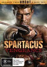 SPARTACUS Vengeance Season (2) Two (Uncut) 3DVD NEW