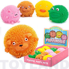 PUFFIMALS STRETCHY ANIMAL PUFFY SQUICHY FIDGET TOY BOY GIRL PARTY BAG FILLER