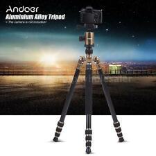 "66"" Professional Tripod Monopod + 360° Panoramic Ball Head for DSLR Camera U7D0"