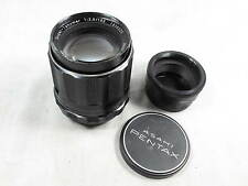 PENTAX SUPER TAKUMAR 105mm 2.8 M42 SCREW MOUNT LENS W/16mm EXTENSION TUBE L@@K