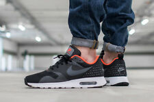 NIKE AIR MAX TAVAS Running Trainers Shoes Gym Casual UK 8.5  (EU 43) Black Grey