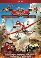 Planes Fire & Rescue (version française) (Bilingual), New DVD, ,