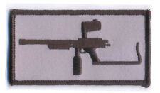 "Pump paintball patch - 3.5"" x 1.5"" Hook & Loop backing sniper 2 autococker"