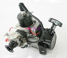 NEW 26cc 2-Stroke RC Petrol Marine Gas Pull Start Engine for Racing Boat