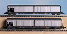 Hobbytrain 23450, Spur N, SBB Güterwagen-Set Habils, 2tlg.,  Hobbytrain H23450