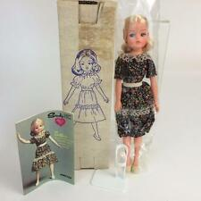 1978 Marx Sindy Doll Pedigree New Old Stock Orig Box,Stand,Booklet Tammy Friend