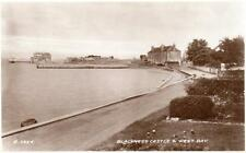 Blacknesss Castle West Bay RP pc used 1943