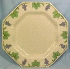 Nikko Vintage Dinner Plate Grapes Stoneware 809 Classic Collection Stone
