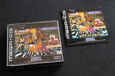 SLAM CITY Sega Mega Drive CD PAL Version in OVP + Anleitung TOP + RAR