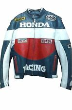 Honda Biker Jakcet for Men's - FULL APPROVED PROTECTION -
