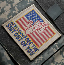 OPERATION INHERENT RESOLVE INSIGNIA SSI: We are Gonna Free the Shit-out-of-You