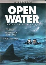 OPEN WATER with Blanchard Ryan and Daniel Travis DVD -  2004 - Lions Gate -VG